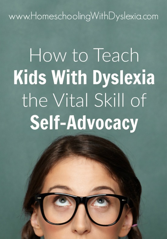 How to Teach Kids With Dyslexia the Vital Skill of Self-Advocacy