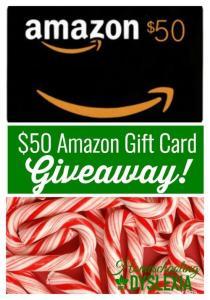 AmazonGift Card Giveaway