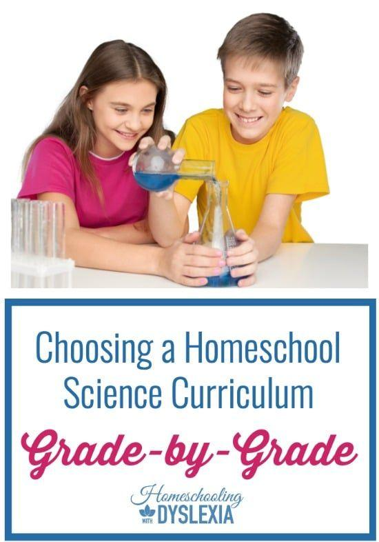 The way I choose a homeschool Science curriculum is very similar to the way I choose a homeschool History curriculum. Following the guidelines I shared in my previous post, Choosing Homeschool Curriculum: A Grade-by-Grade Guide, I focus on different priorities during each different grade range.
