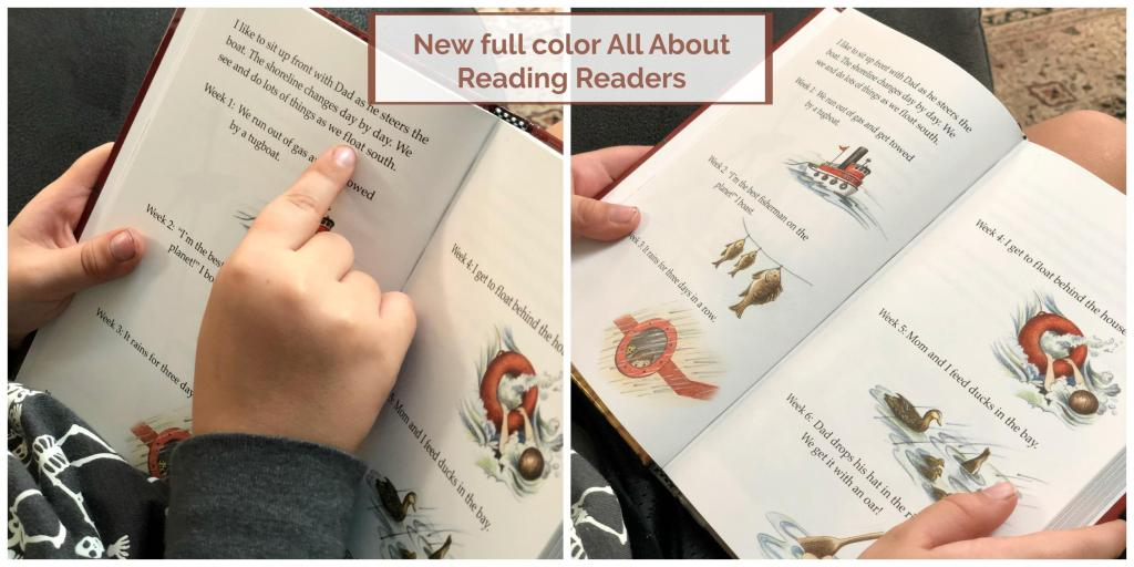 All About Learning Reading