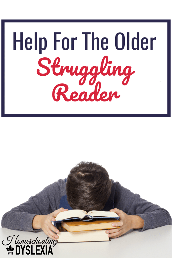 If you have an older child who is struggling to read, you may be looking for help. An older struggling reader has the same problems as younger readers and need to learn and master the same skills. Reading Horizons may help!