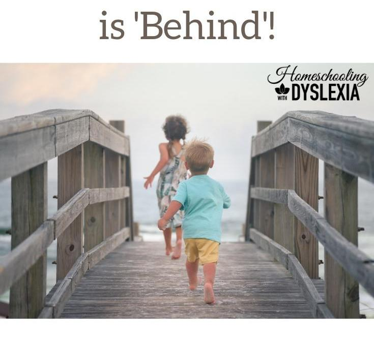 Help! My Homeschooler is 'Behind'