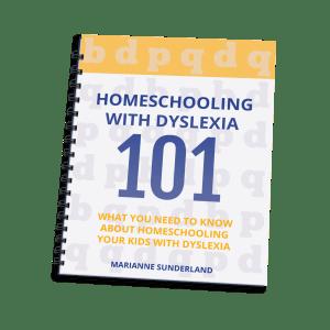 HomeschoolingWithDyslexia101_3d_300