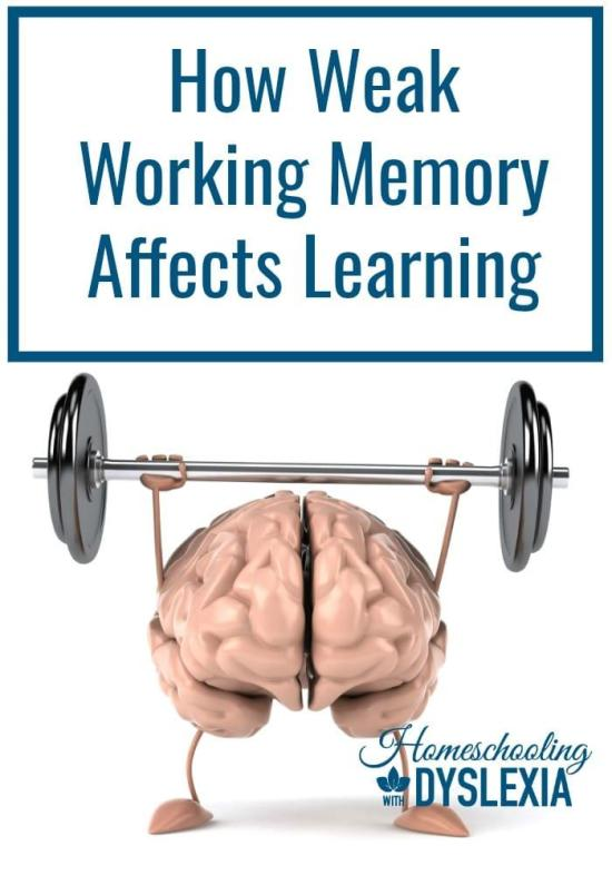 Do you have a child who fails to follow directions despite repeated instruction, has difficulty staying on task, has a poor attention to detail, or often loses track of their belongings? Weak working memory may be at the root of their struggles.