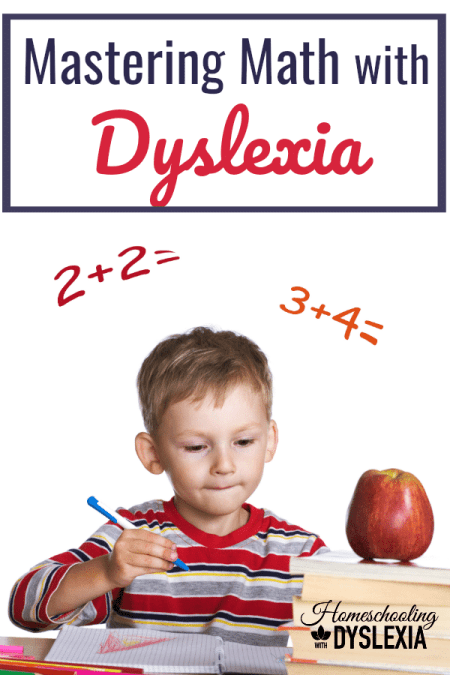 Is your dyslexic child struggling with math? Here are some tips to help you teach math to your students with dyslexia - so it sticks.