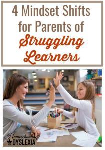 Mindset Shifts for Parents