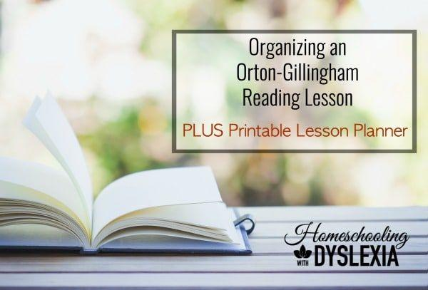 OG reading lesson