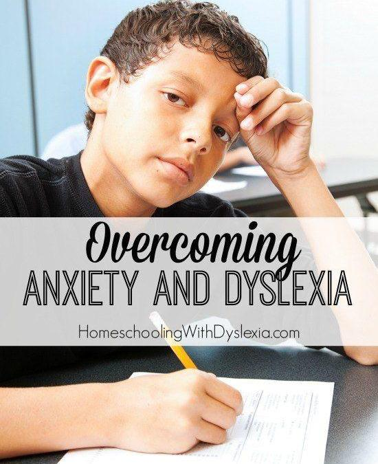 Anxiety and Dyslexia
