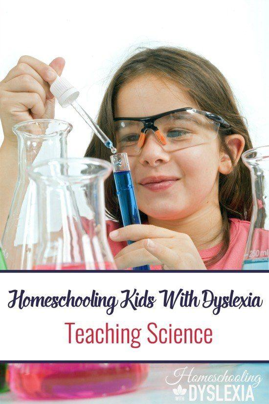 Are you wondering how to teach science to your dyslexic student? I am sharing how we teach Science to our homeschooled kids with dyslexia. Practical tips that can help you teach science for any grade in your homeschool.