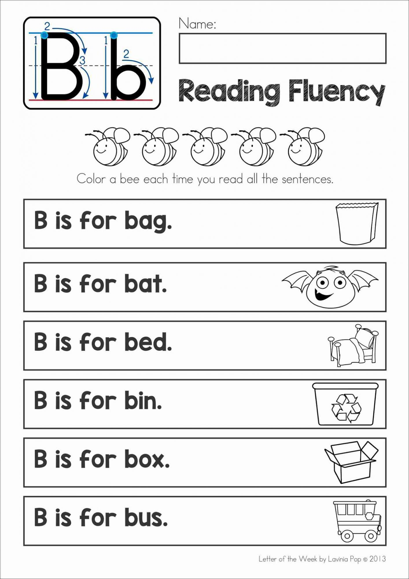 Spelling Cat Worksheet