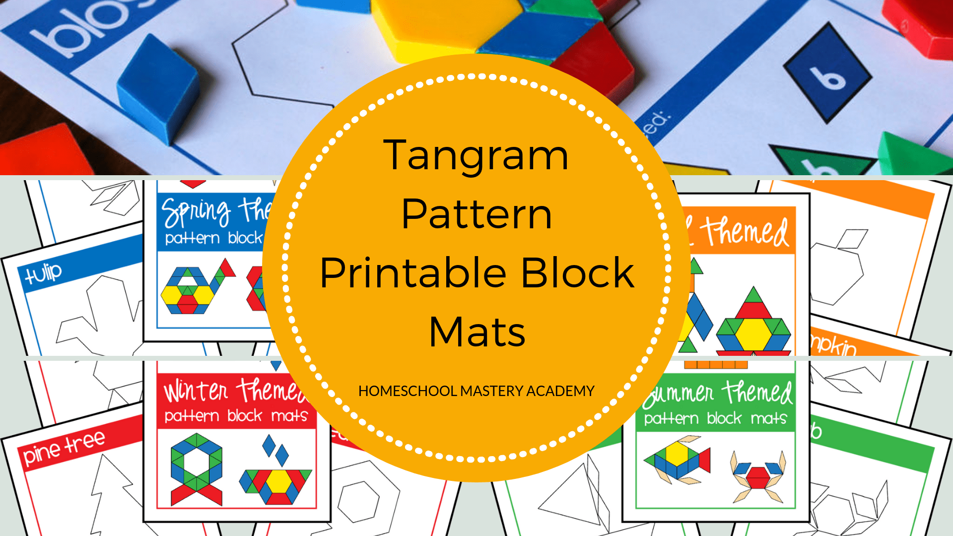 Printable Tangrams That Are Witty