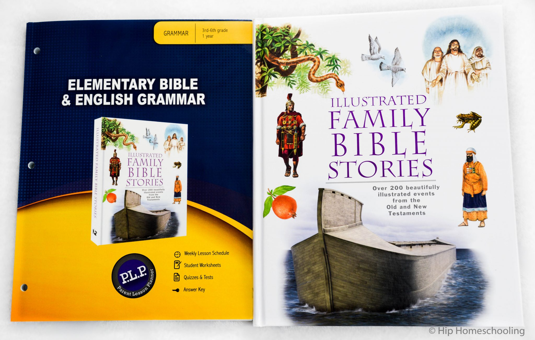 Elementary Bible Curriculum And Grammar Curriculum