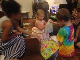 Zalie's 4th Birthday 014