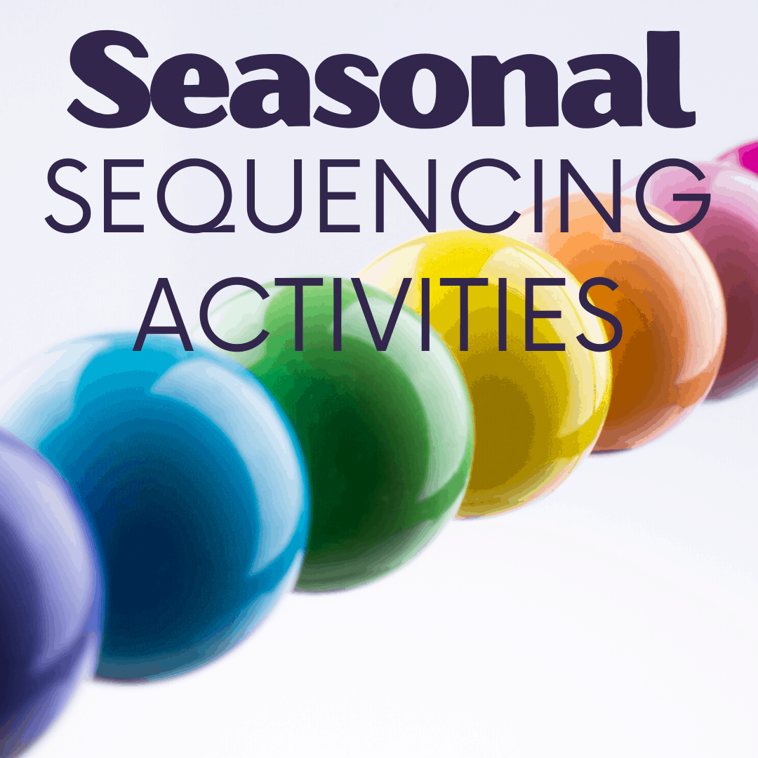 Seasonal Sequencing Activities For Preschoolers