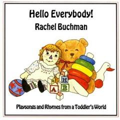 MUSIC REVIEW: Rachel Buchman-Hello Everybody!