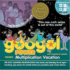 MUSIC REVIEW: Googol Power presents Multiplication Vacation