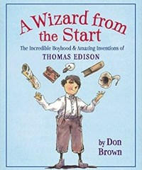BOOK REVIEW: A Wizard from the Start
