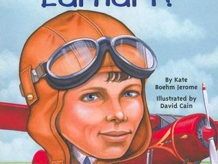 BOOK REVIEW: Who Was Amelia Earhart?