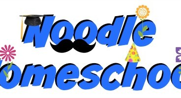 And now, introducing: NOODLE HOMESCHOOL!!!