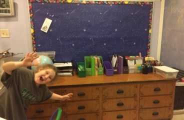2015 Great Summer Purge and Clean: The Big Room