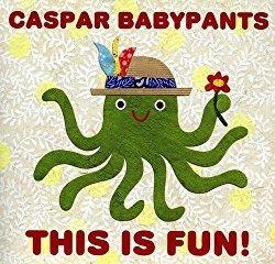 MUSIC REVIEW: Caspar Babypants–This is Fun!