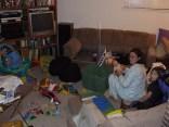Living room, normal back then