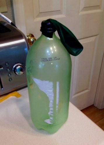 cold bottle