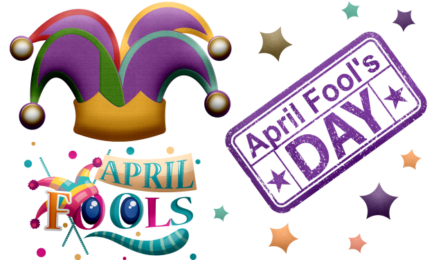 Activities for april fool's Day