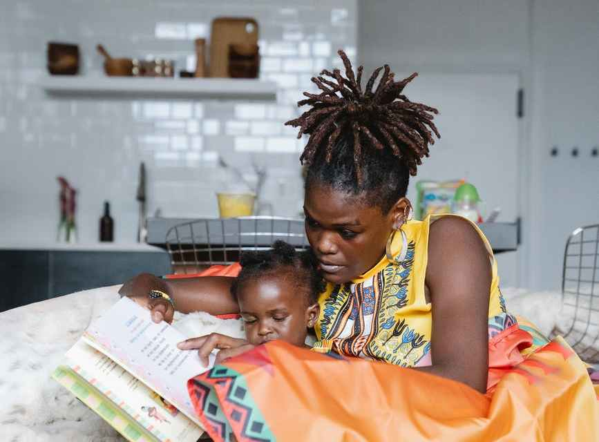 The Importance of Reading Books to Kids' Personality Development