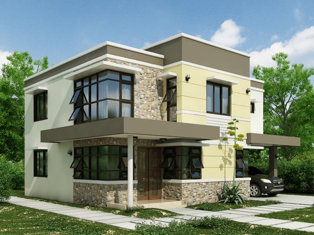 STUNNING INTERIOR and EXTERIOR MODERN HOME DESIGN ...