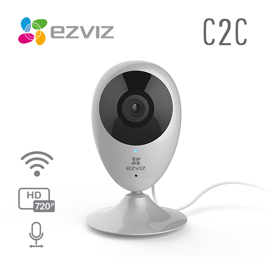 Hikvision EZVIZ Indoor Mini WiFi Camera