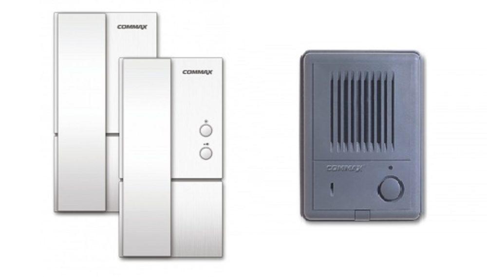 Commax Dp La01 1 2 Intercom Boxed Kit 220v Home Security 1st