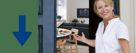 להראות בית לקונים - מדריך