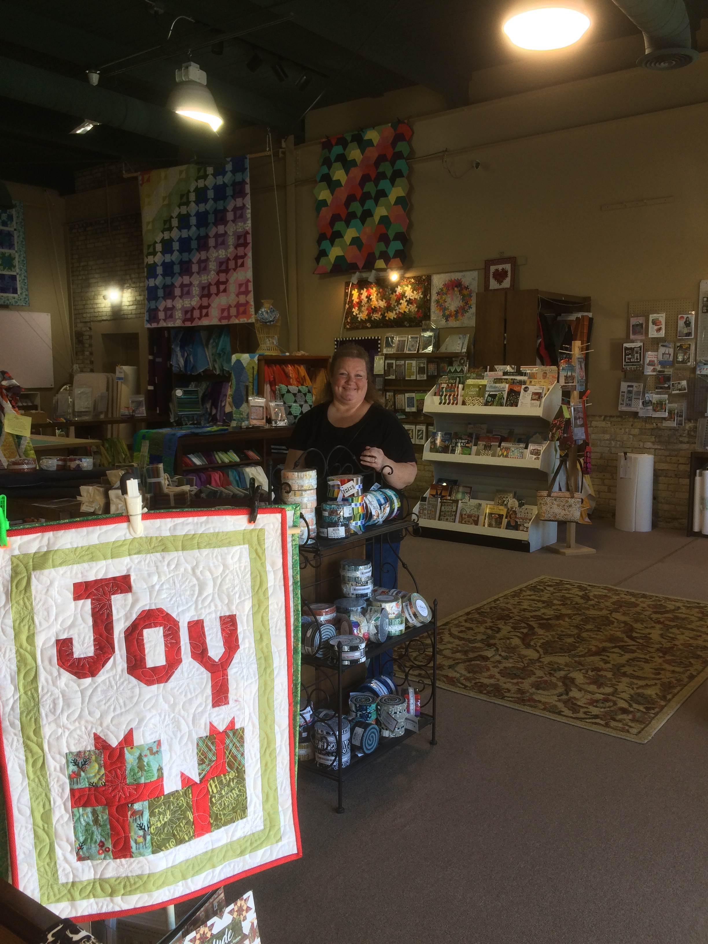 Road Trip - Fox Cities Quilt Co, Appleton, Wisconsin – Home Sewn By Us : quilt shops appleton wi - Adamdwight.com