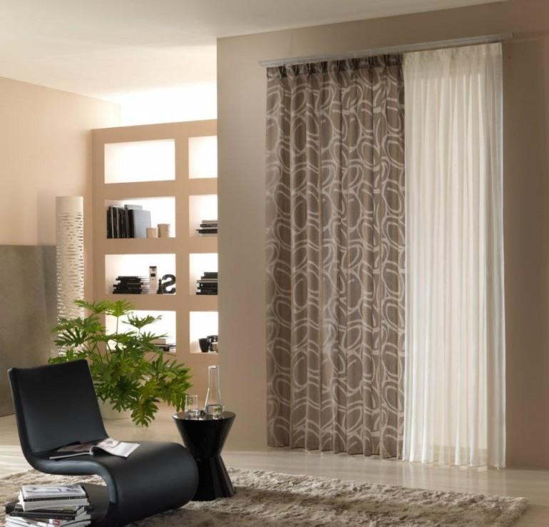 Consider Your Room Theme Decor with Bedroom Curtain Ideas ... on Bedroom Curtain Ideas  id=20859