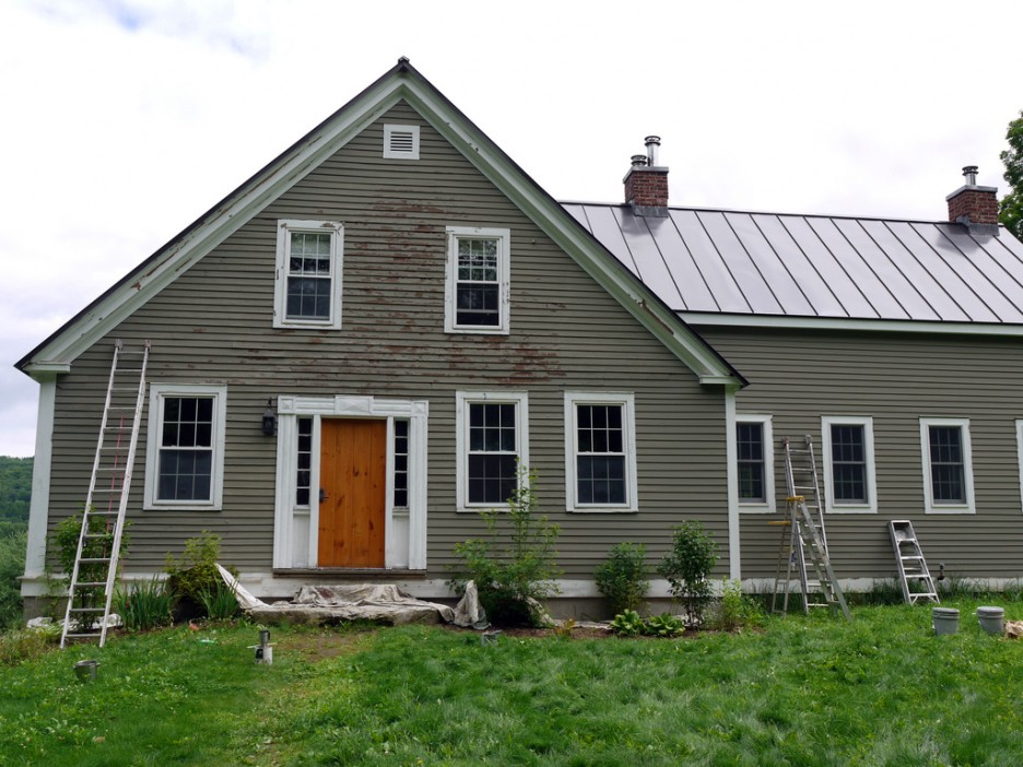Choose Carefully Exterior Paint Colors