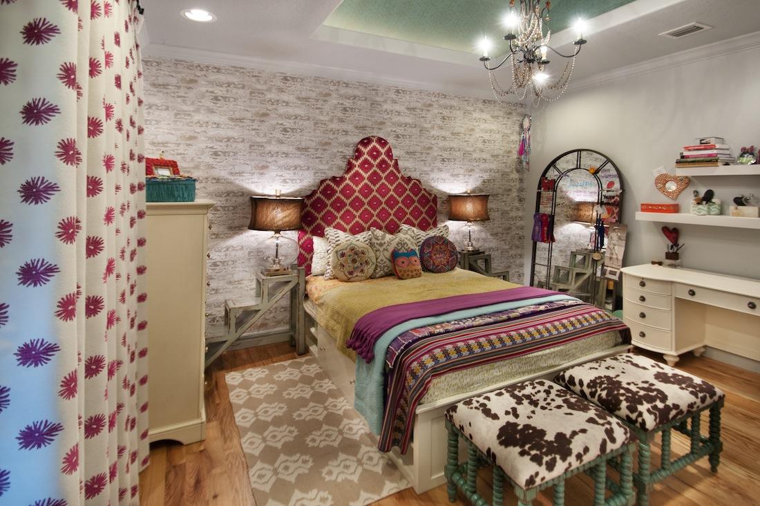 Unusual Ways to Decorate Teen Bedroom   HomesFeed on Teenage Decor  id=11633