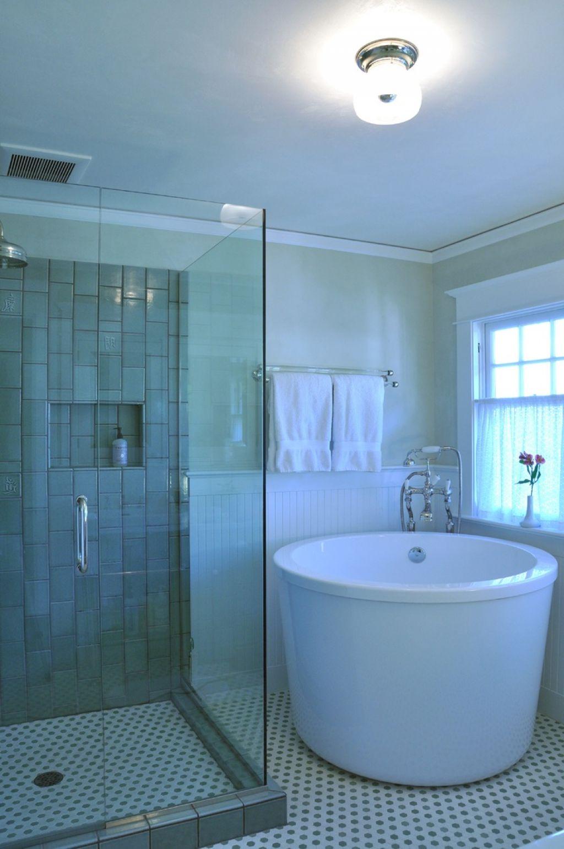 The Options of Deep Tubs for Small Bathroom - HomesFeed on Small Area Bathroom Ideas  id=68511