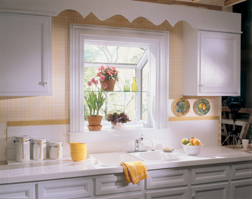 Compact Design Of Garden Window For Kitchen HomesFeed