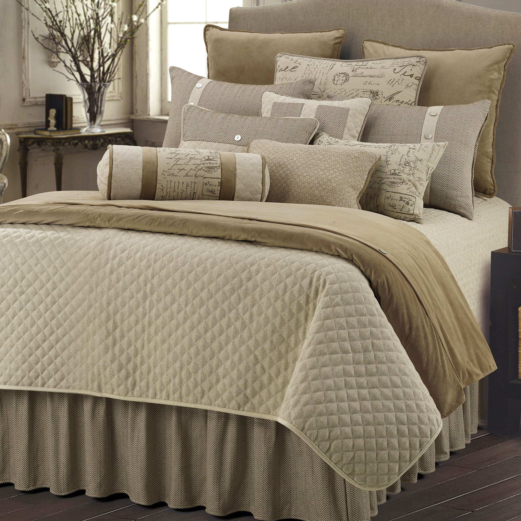 Coverlet Vs Quilt What Is Significant Difference