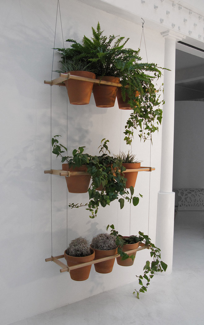 Kinds of Shelves hanging Plants Decoration Idea - HomesFeed on Hanging Plant Pots Indoor  id=25748