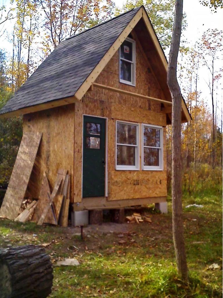Rustic Cabin Plans