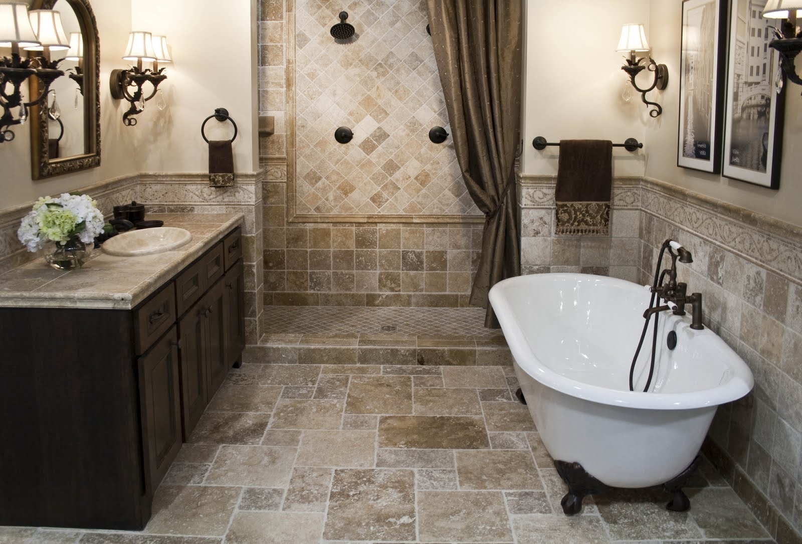 Best Kitchen Gallery: Bathroom Remodeling Plans With Appropriate Cost That You Must Take A of Bathroom Remodel Design  on rachelxblog.com
