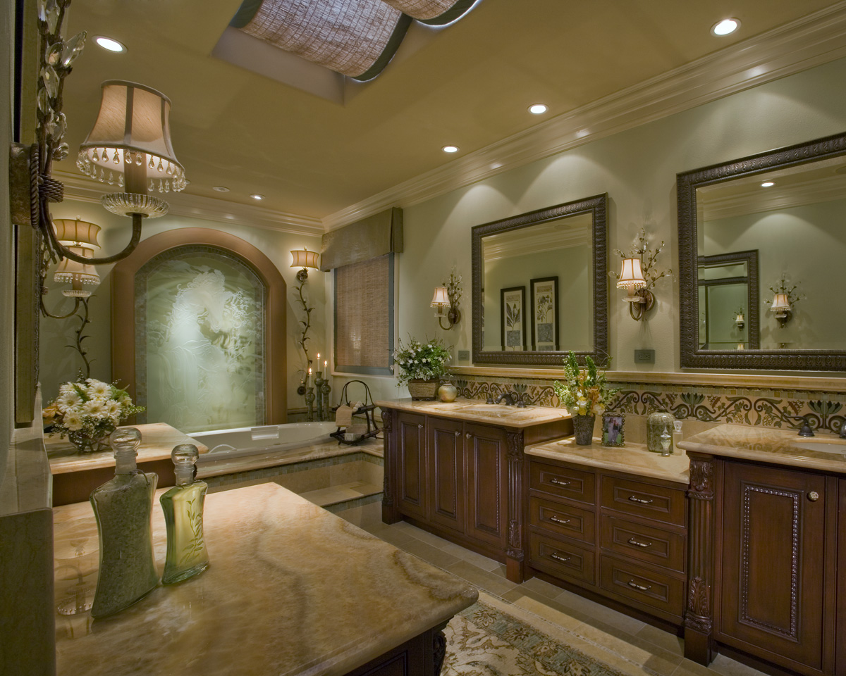 Transform Your Ordinary Bathroom to a Luxury Bathroom with ... on Master Bathroom Remodel Ideas  id=36156