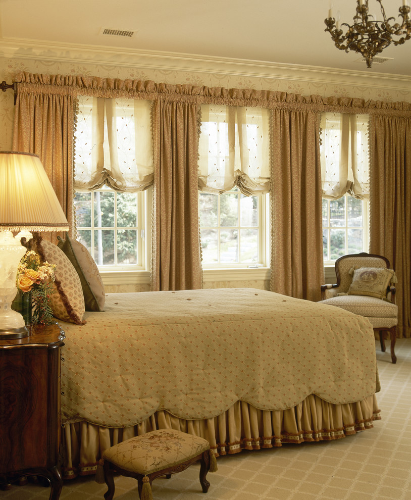 Inspiring Window Treatments in NYC for Amazing Window ... on Beautiful Bedroom Curtains  id=80372