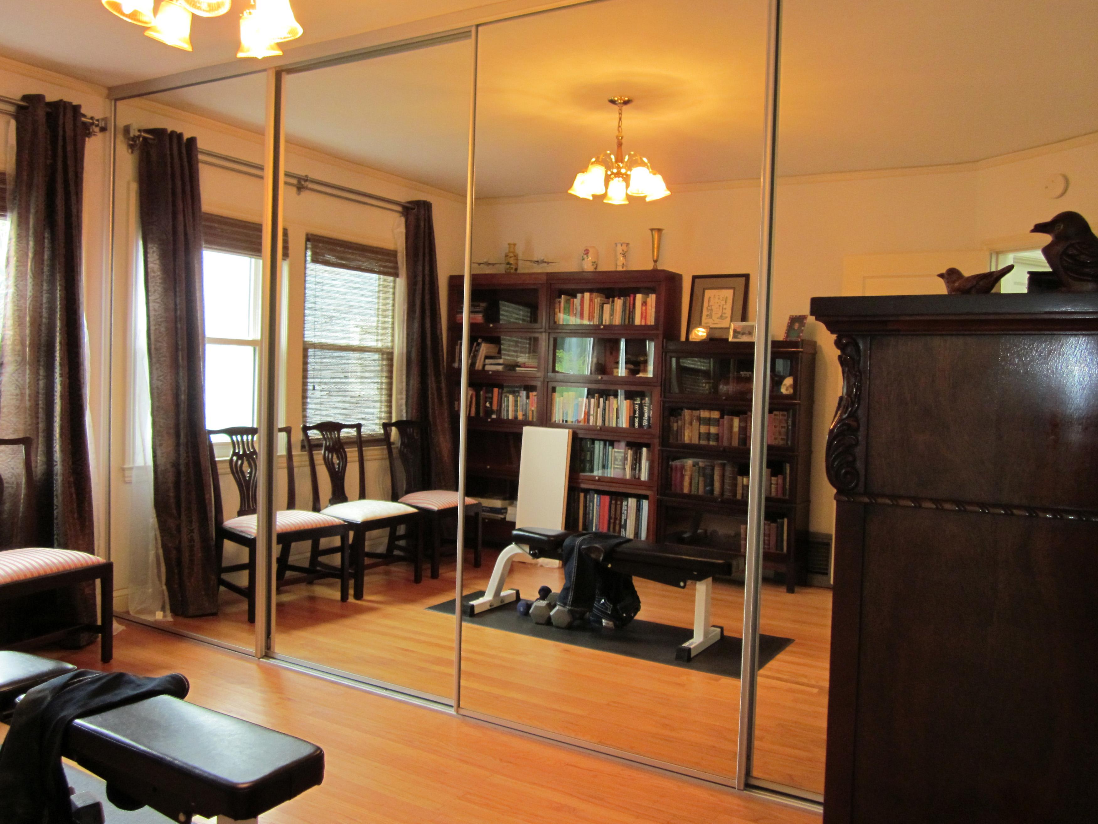 Floor To Ceiling Mirror Brings Exclusive Till Classy
