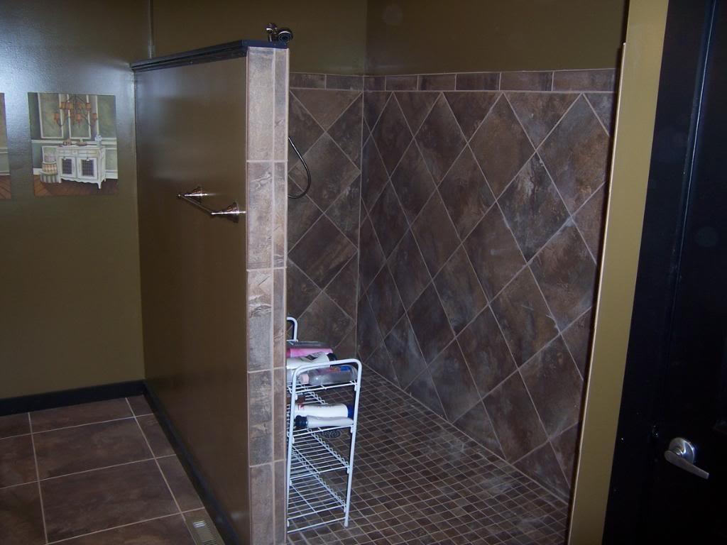 Walk In Shower Dimension Main Consideration To Determine