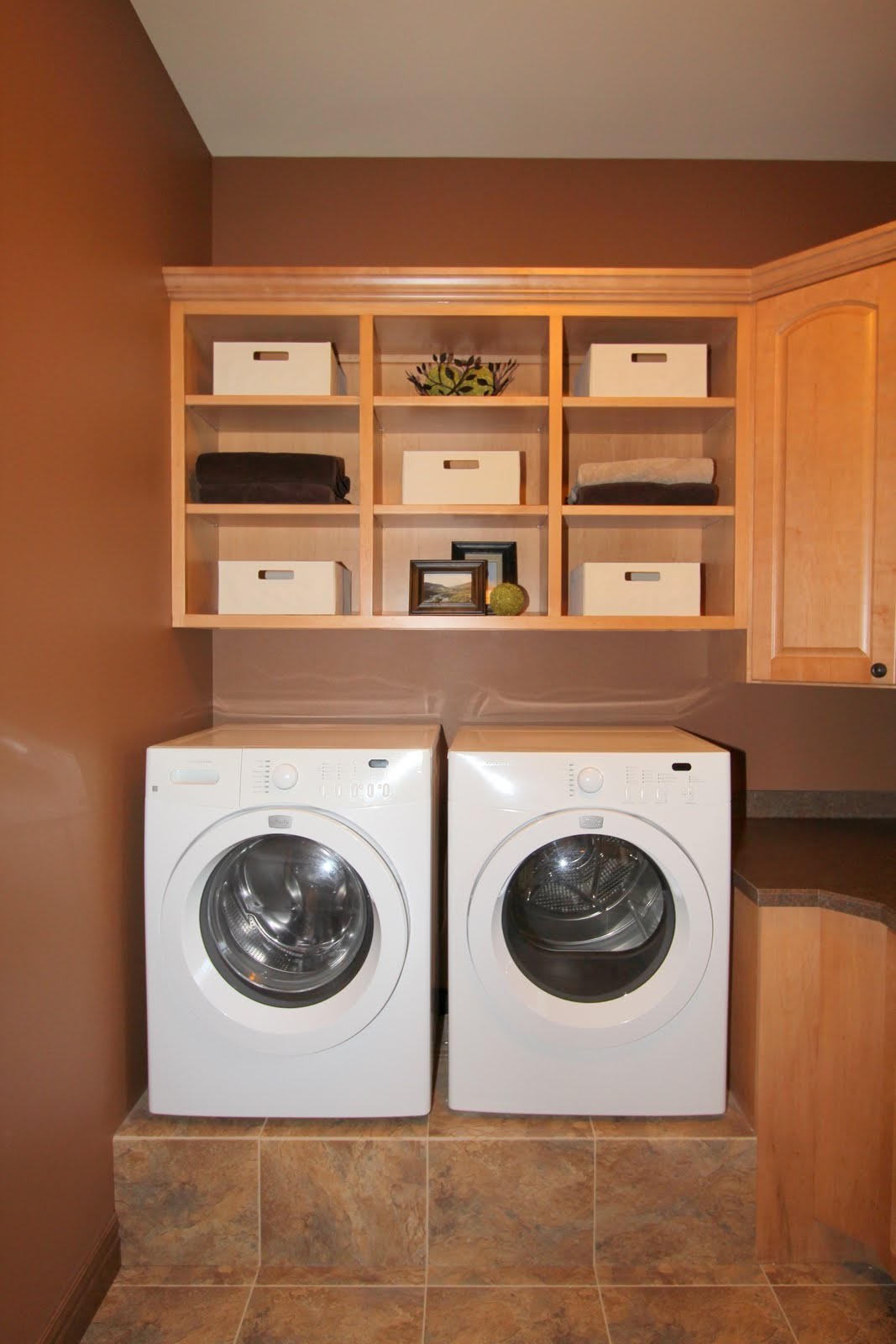 Several Must Have Washer and Dryer Cabinet Design that You ... on Laundry Cabinets  id=58190