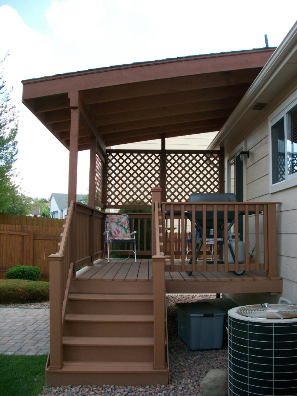 Beautiful Porch Skirting That You Have to Apply Before ... on Roof For Patio Ideas id=69302