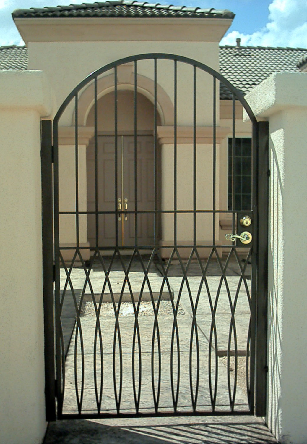 Iron Gate Designs for Homes - HomesFeed on Iron Get Design  id=47832